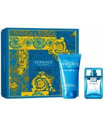 Versace Man Eau Fraiche Набор edt 30ml+ sh/gel 50ml