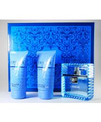 Versace Man Eau Fraiche Набор edt 50ml+sh/gel 50ml+shampoo 50ml