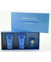 Versace Man Eau Fraiche Набор edt 5ml+sh/gel 25ml+ash/bal 25ml