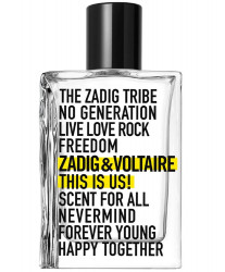 Zadig & Voltaire This Is Us! Тестер