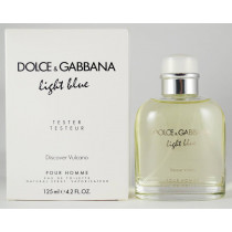 Dolce & Gabbana Light Blue Discover Vulcano Тестер