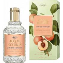 Maurer & Wirtz 4711 Acqua Colonia White Peach & Coriander