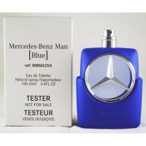 Mercedes-Benz Man Blue Тестер