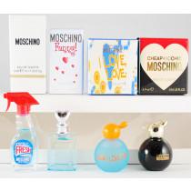 Moschino набор миниатюр женский